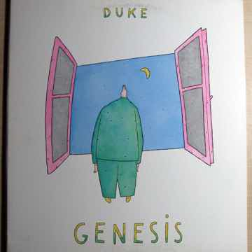Duke - Genesis - 1980 Atlantic SD 16014