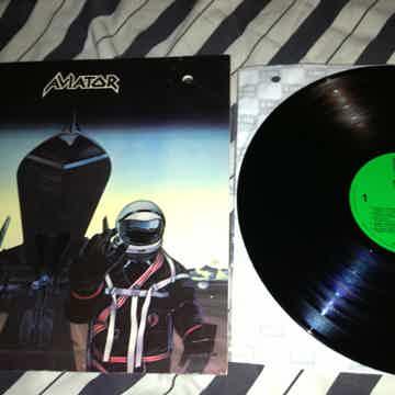 Aviator(Ex-Jethro Tull) - S/T EMI America Records Vinyl...
