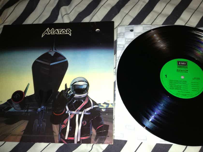 Aviator(Ex-Jethro Tull) - S/T EMI America Records Vinyl LP NM