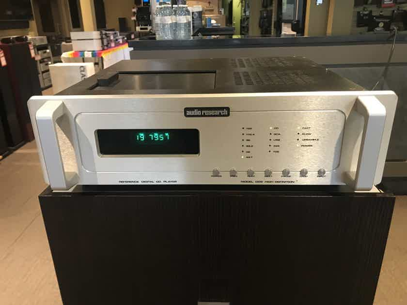 Audio Research Reference CD9 CD Player and DAC –  Demo