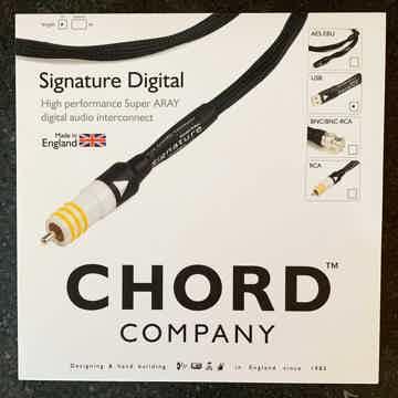 Chord Company Signature USB