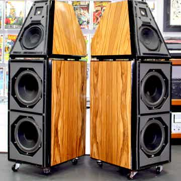 Wilson WATT Puppy 5.1 Speakers