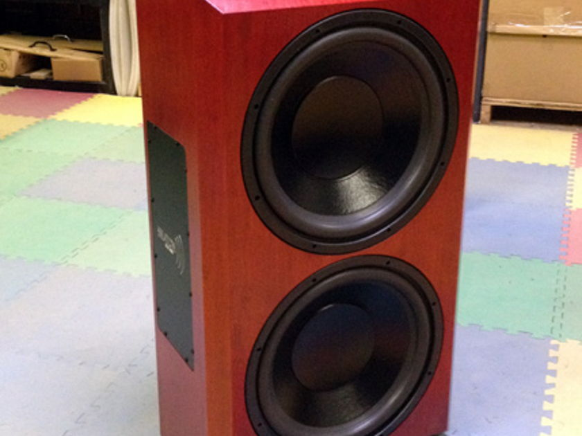 Seaton Sound SubMersive F2 Red stained Cherry Veneer