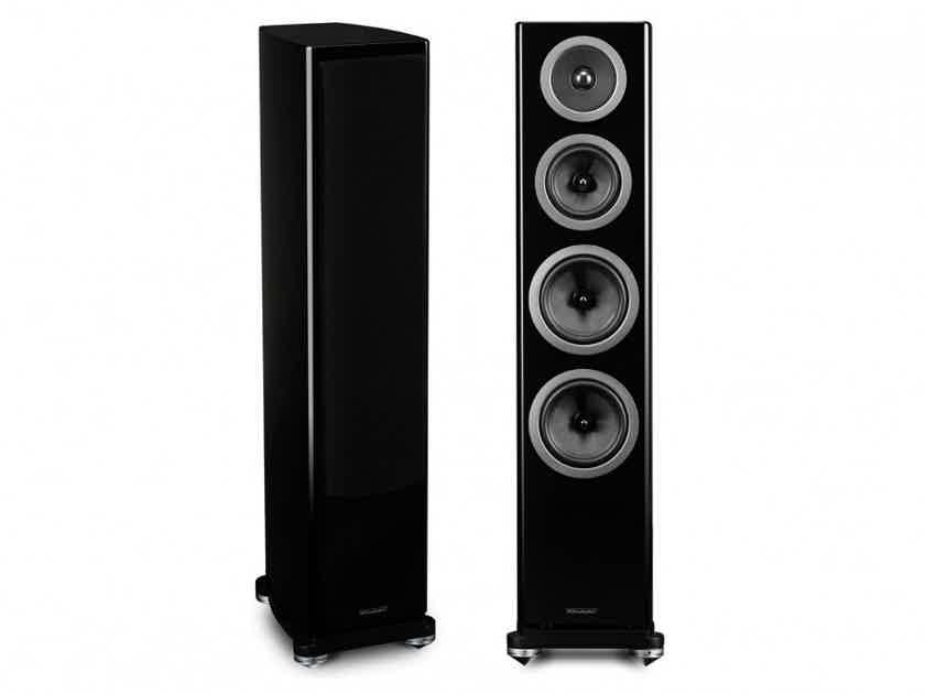 WHARFEDALE Reva-3 Floorstanding Loudspeakers: Brand New-In-Box; 5 Yr. Warranty; 60% Off
