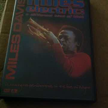 Miles Davis Miles Electric:A Different Kind Of Blue