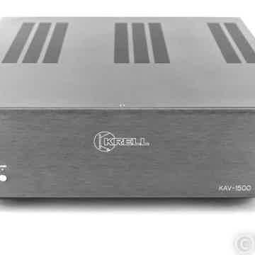 Krell KAV-1500 5-Channel Power Amplifier