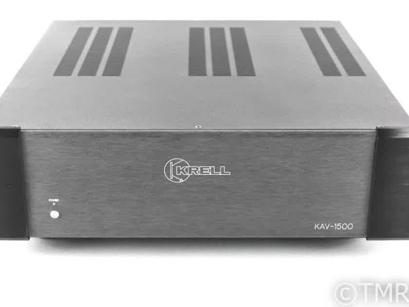 Krell KAV-1500 5-Channel Power Amplifier; KAV1500 (27134)