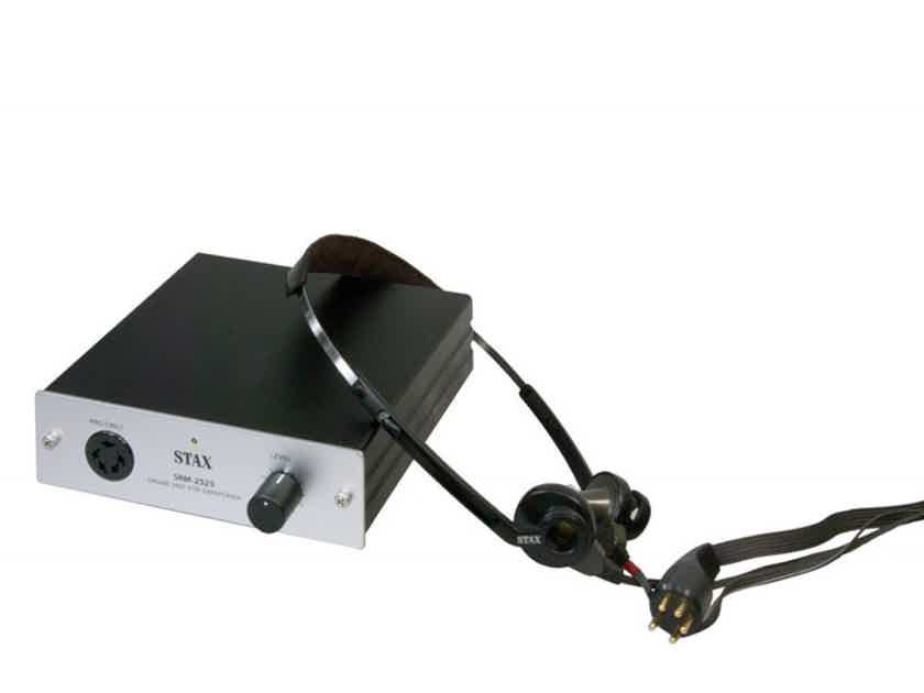 STAX SRS-005S MKII In-Ear Speaker System: New-in-Box; Full Warranty; 33% Off; Free Shipping