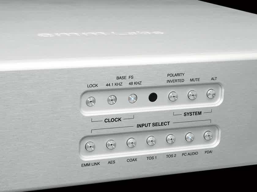 Emm Labs Meitner Dac2x Da Converters Audiogon