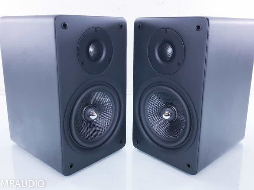 TruAudio TC3-6M Bookshelf Speakers Matte Black Pair; TC36M (15037)