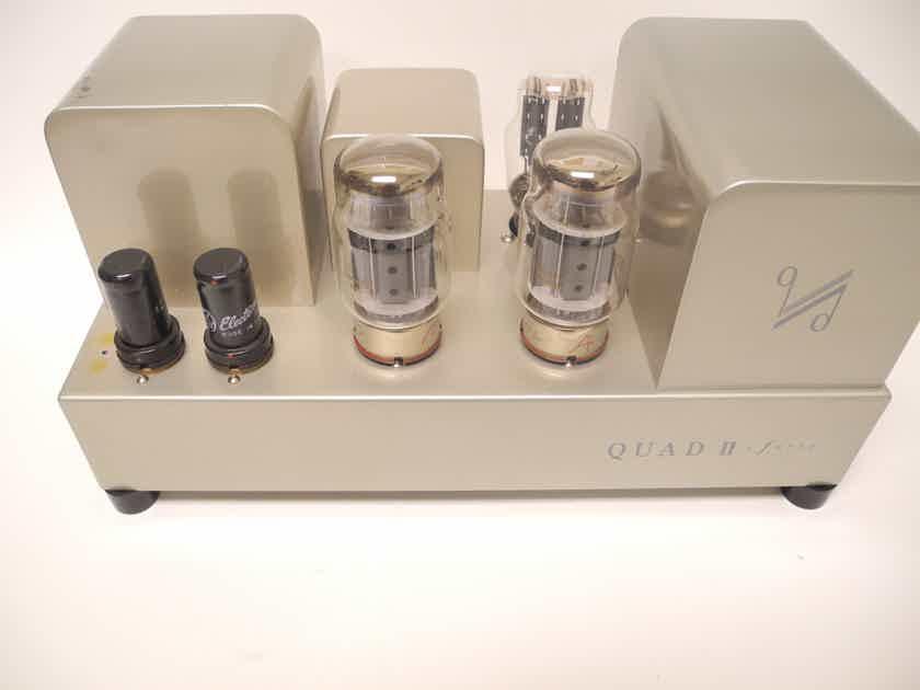 Quad 40  Tube monoblock amps
