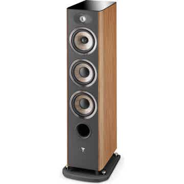 Focal Aria 926 Walnut PAIR - 3-Way 2x250 watt Floorstan...