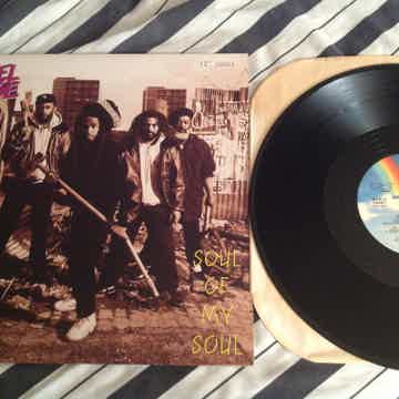 Steel Pulse  Soul Of My Soul