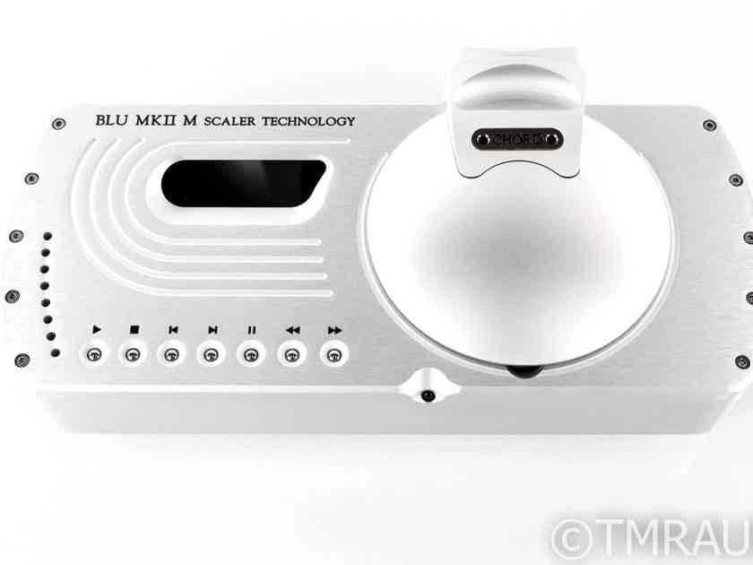 Chord Blu MKII M Scaler Upscaling CD Transport; Remote (22287)