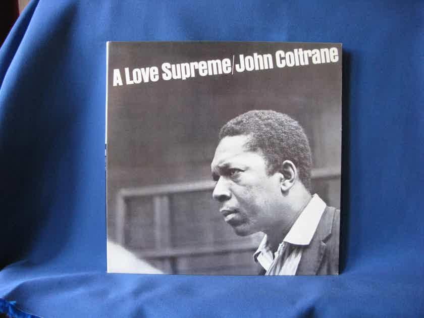 John Coltrane - A Love Supreme -  Impulse Reissue