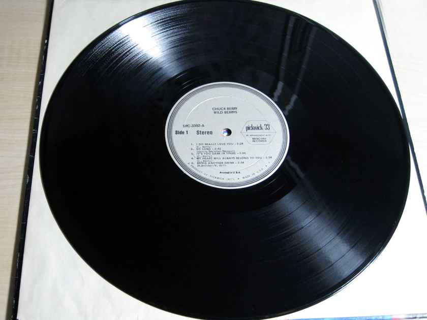 Chuck Berry - Wild Berrys - 1967 Reissue Pickwick SPC 3392