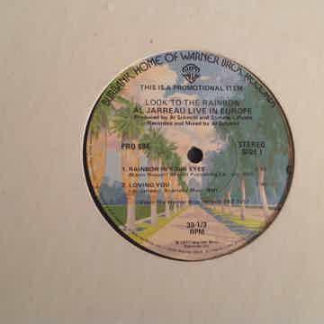 Look To The Rainbow Al Jarreau Live In Europe