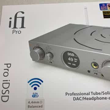 IFI Pro iDSD - 4.4mm