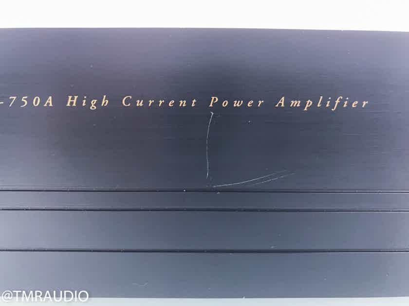 Parasound HCA-750A Stereo Power Amplifier (11622)