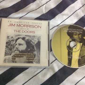 Jim Morrison & The Doors - An American Prayer Elektra R...