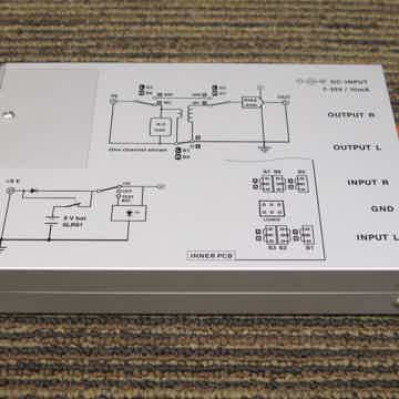 BPS phono stage