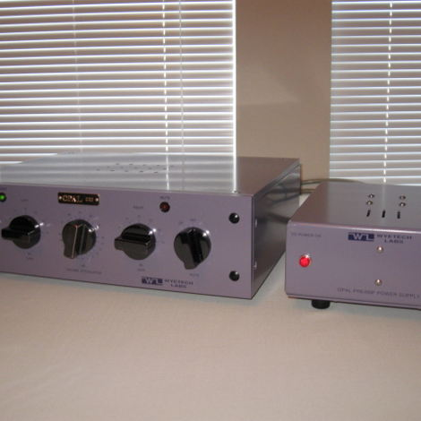 """WYETECH LABS """"OPAL"""" Tube Line Stage Preamplifier """"Highly Regarded"""""""