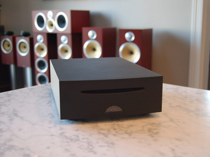 Naim Audio Unitiserve SSD - CD Ripper NAS player - Hard Disc Drive Player