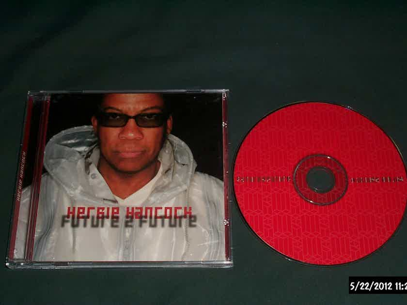 Herbie Hancock - Future 2 Future CD NM