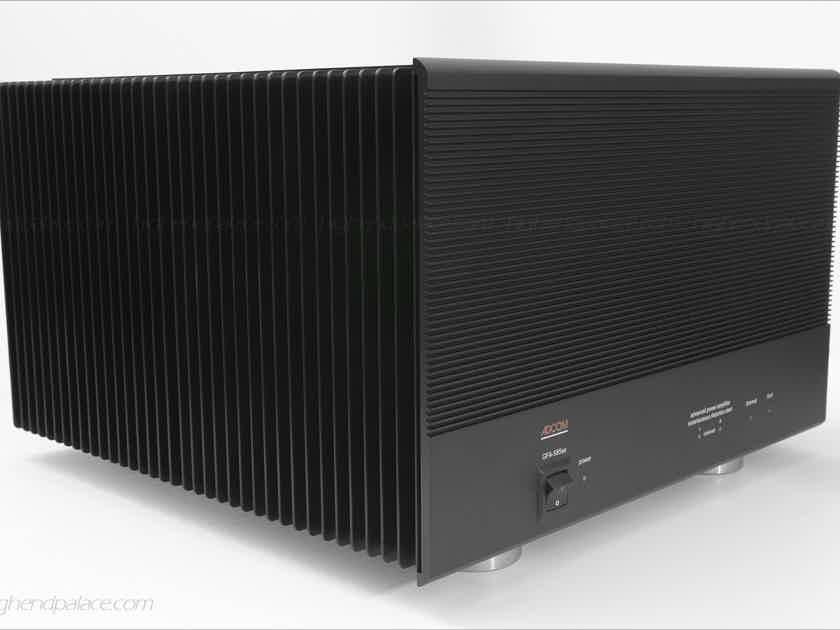 NEW! 2020 ADCOM GFA-585SE CLASS A/B 450 watts per channel stereo amplifier