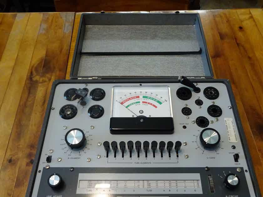 Allied Radio Corp Knight 600B tube tester Price drop!! Ready to ship free!