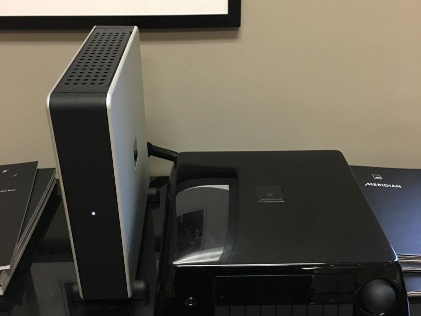 Meridian DSP7200 LV BLACK Digital Speakers