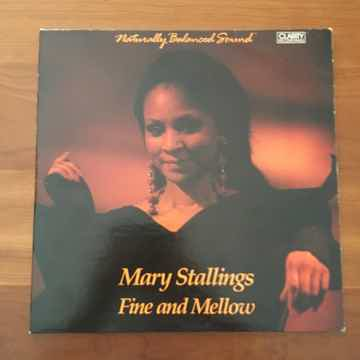 "RARE!  Mary Stallings ""Fine and Mellow"" The Original Cl..."