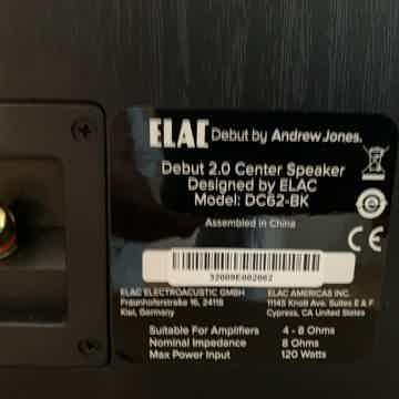 Elac Debut 2.0 F6.2