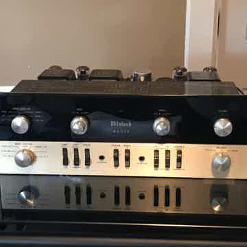 McIntosh MA-230 Tube Integrated Amplifier - beautiful c...