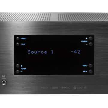 CAMBRIDGE AUDIO CXR200 AV Receiver (Black): Excellent Refurb; Full Warranty; 61% Off; Free Shipping