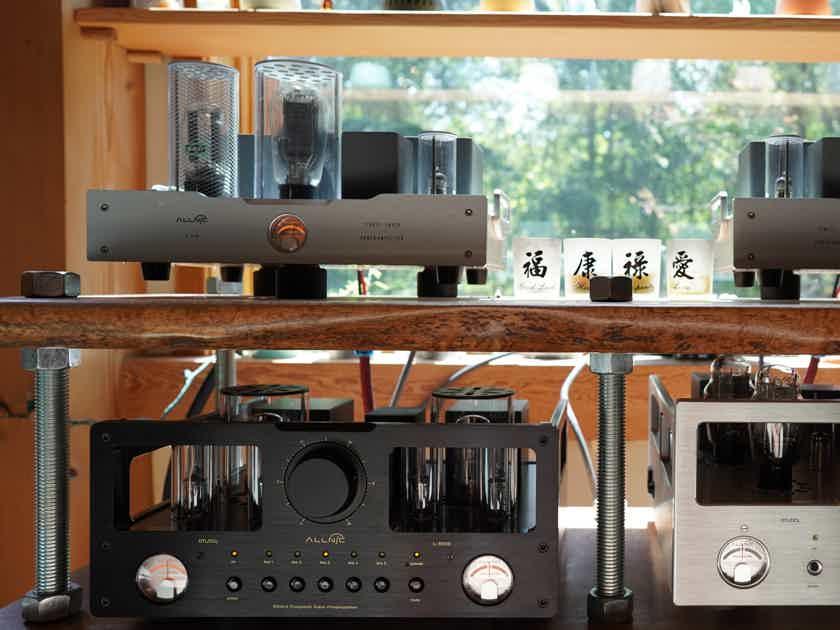 Allnic Audio L-9000 OTL/OCL Line Stage Preamplifier