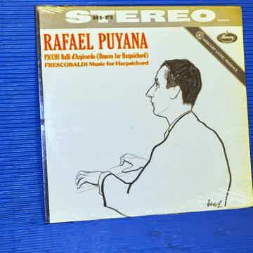 RAFAEL PUYANA plays PICCHI & FRESCOBALDI - Mercury Livi...
