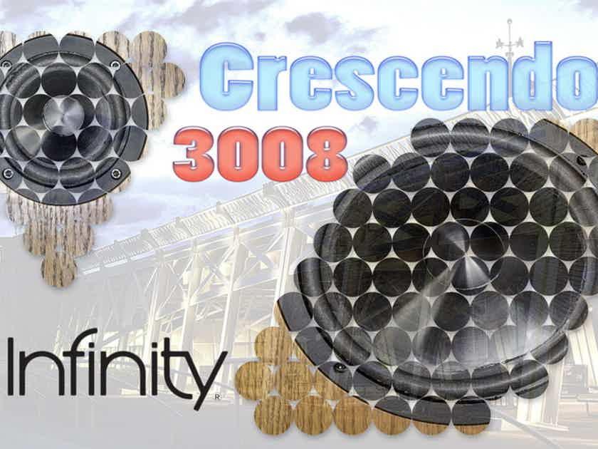 Infinity Crescendo 3008