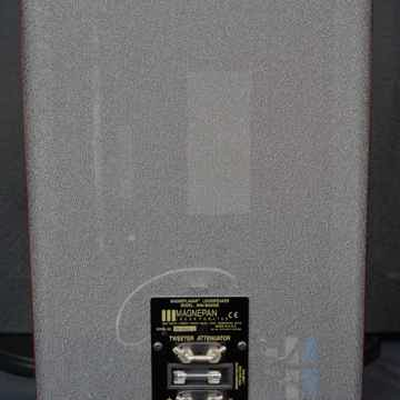 Magnepan Mini Maggie System w/DWM Bass Panel