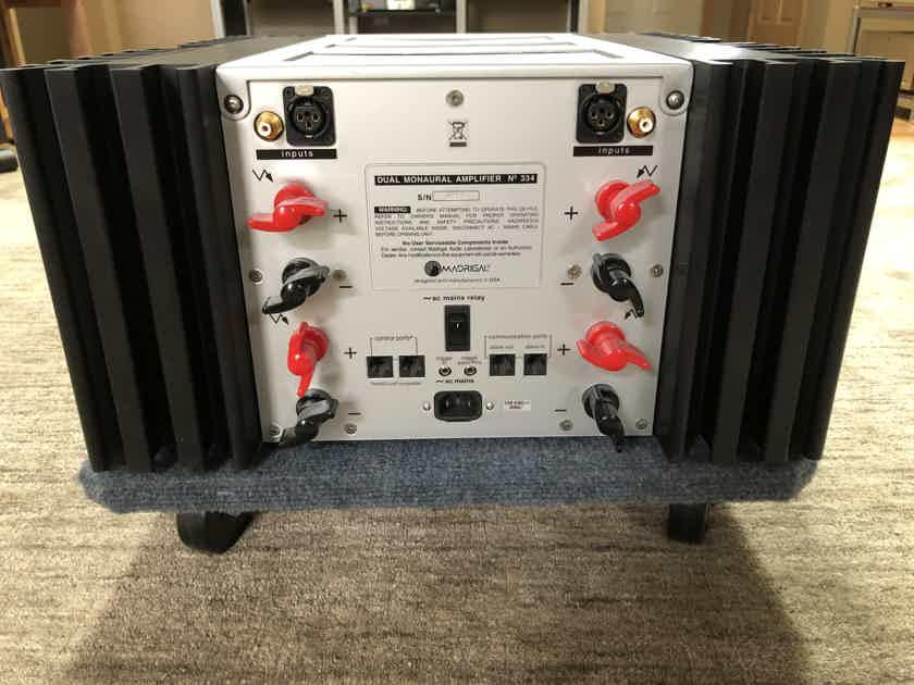 Mark Levinson No 334 2 channel power amplifier