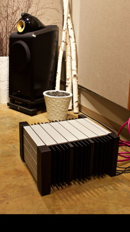 Classe Audio Reference Power Amplifiers