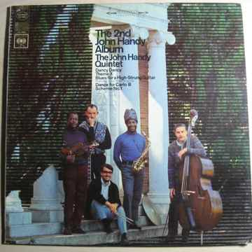 The John Handy Quintet - The 2nd John Handy Album 1966 ...