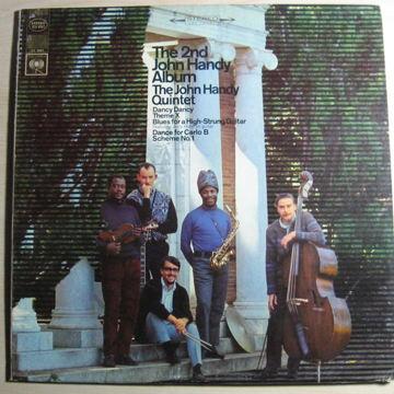 The John Handy Quintet The 2nd John Handy Album