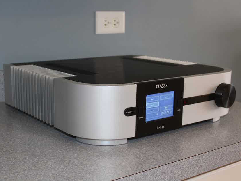 Classe CAP-2100 stereo integrated amplifier with remote - FACTORY CARTON