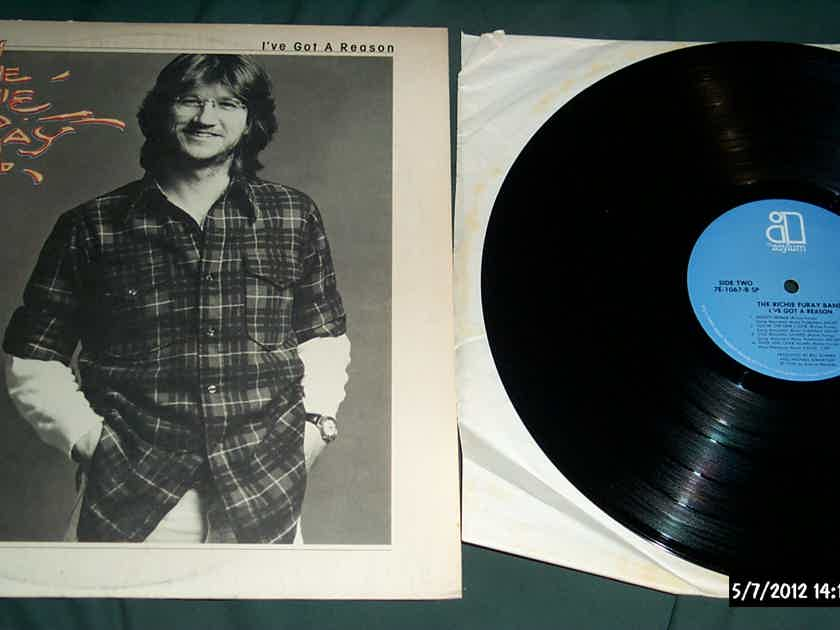 Richie Furay Band(Ex-Poco) - I've Got A Reason Asylum Records Vinyl  LP NM