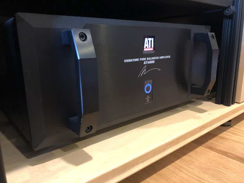 ATI  Signature Series 4007 Seven Channel Amplifier