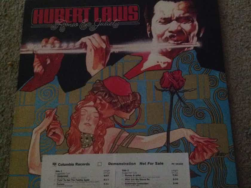Hubert Laws - Romeo & Juliet White Label Promo Columbia Records Vinyl LP NM