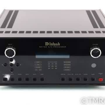 McIntosh MX122 11.2 Channel Home Theater Processor