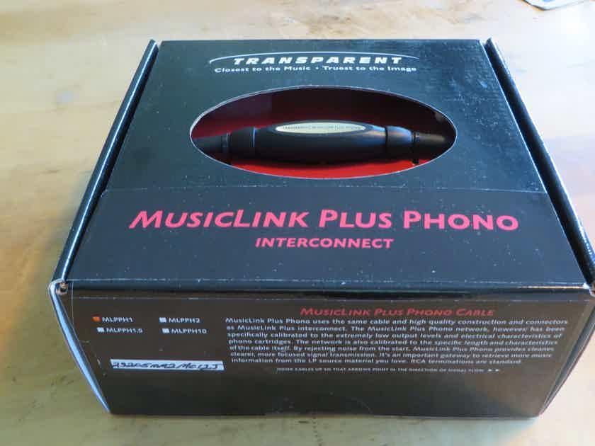 Transparent Audio Phono Usb Hdmi Cables Digital Audiogon