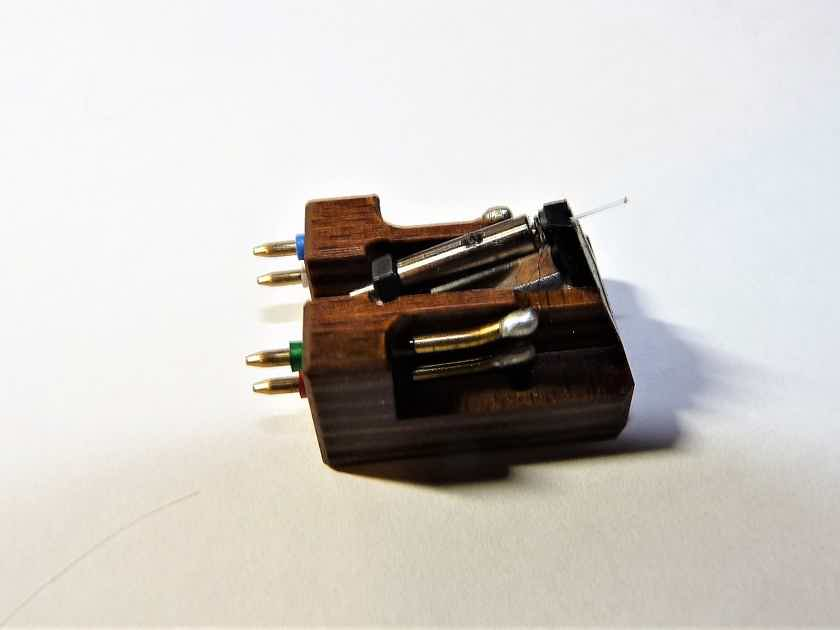 Aidas Panzerholz Diamond LOMC cartridge NEW